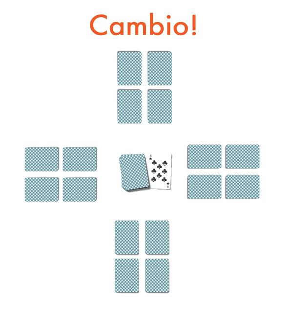 Cambio Card Game